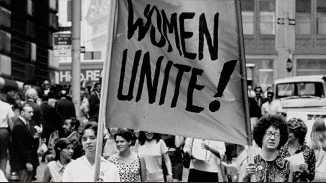 নারীবাদঃ প্রথম ও দ্বিতীয় তরঙ্গ