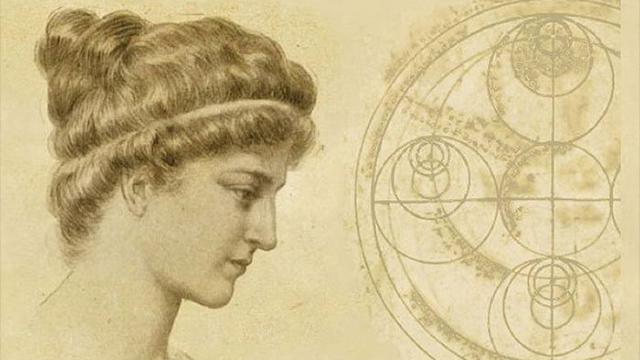 ইতিহাসের প্রথম নারী গণিতবিদ - হাইপেশিয়া।